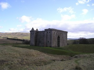 Hermitage-Castle-Stood-Sentinel-to-Liddesdale
