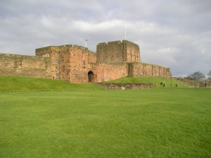 Carlisle-Castle-Cumbria-was-the-Place-of-Imprisonment-for-Kinmont-Willie-Armstrong