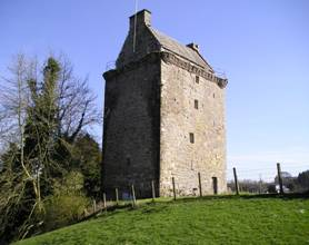 Hollows-Pele-Tower-now-a-Museum-to-the-Armstrong-Clan